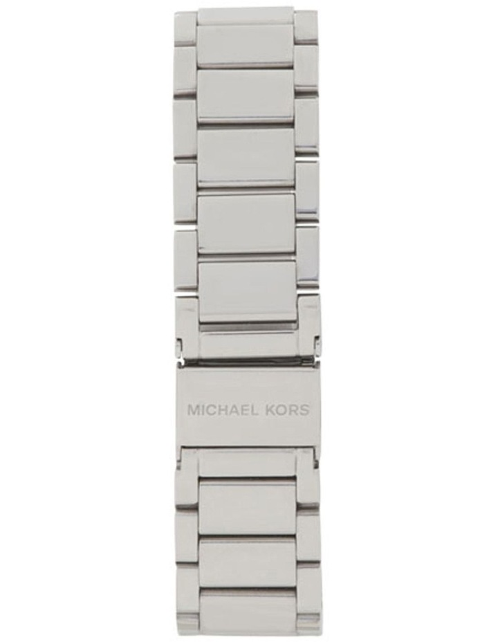 Parker Silver Stainless Steel Chronograph Watch MK5353 image 2