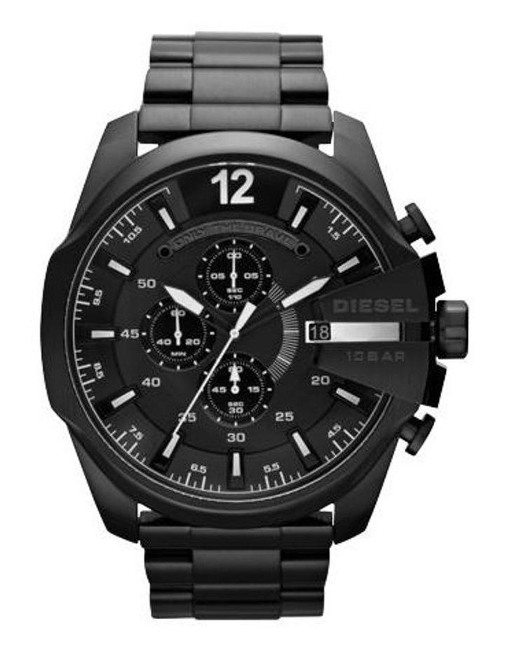 DZ4283 Mega Chief Watch in Black image 2