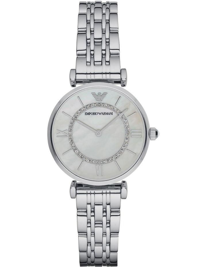 AR1908 Gianni T-Bar Silver/Steel Watch image 1