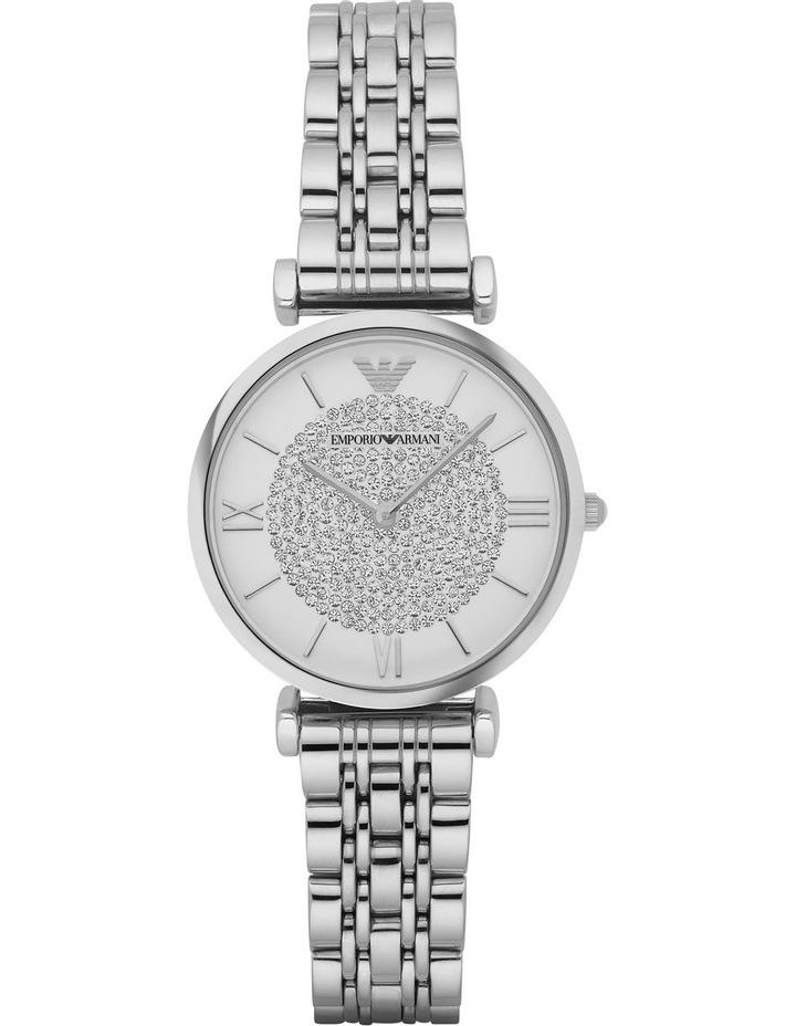 Gianni T-Bar AR1925 Silver/Steel Watch image 1