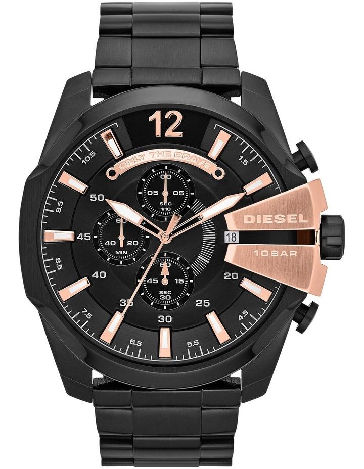 DZ4309 Mega Chief Watch in Black image 1