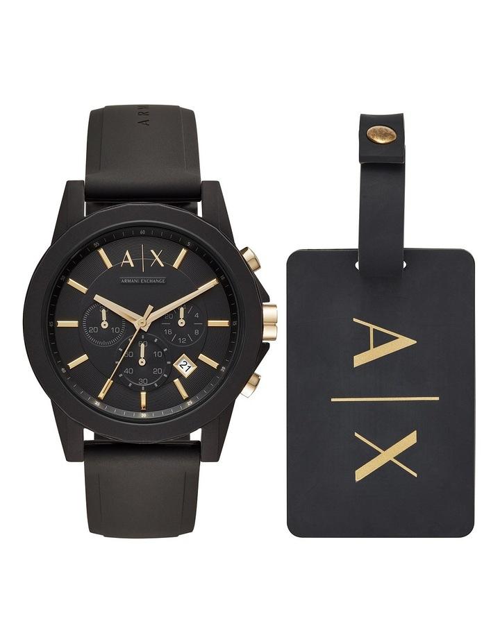 7583dc3f Armani Exchange AX7105 Outerbanks Black Watch