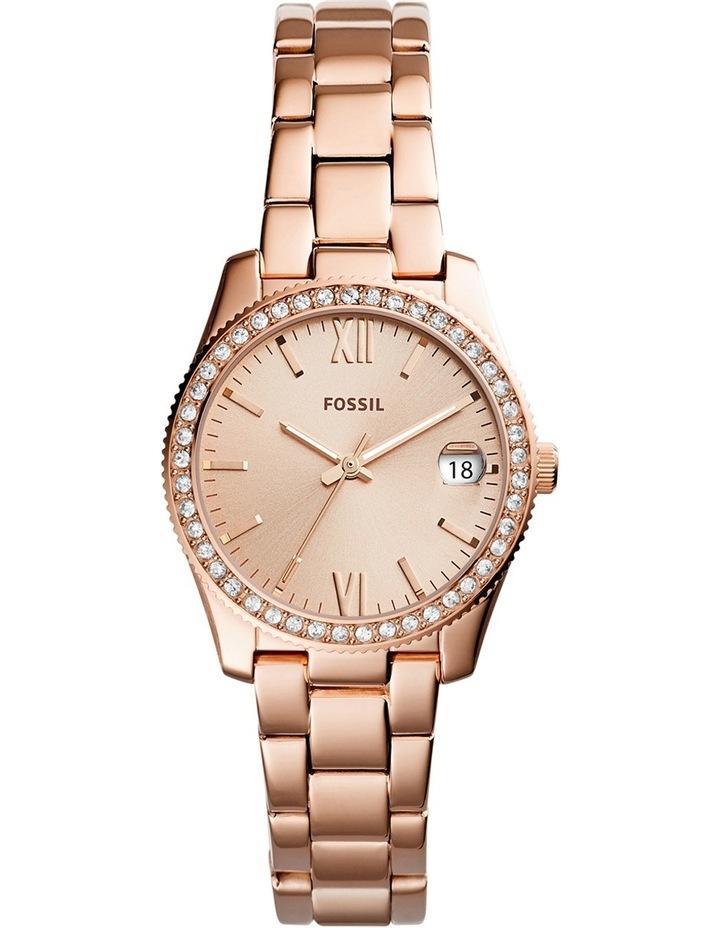 ES4318 Scarlette Rose Gold Watch image 1