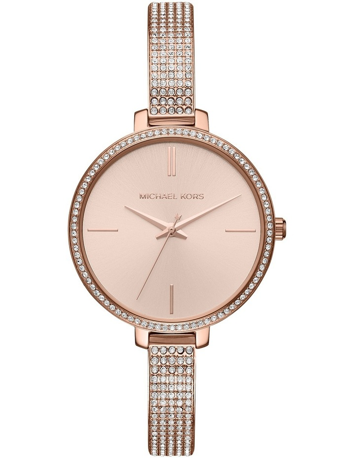 Michael Kors Mk3785 Jaryn Rose Gold Watch Myer