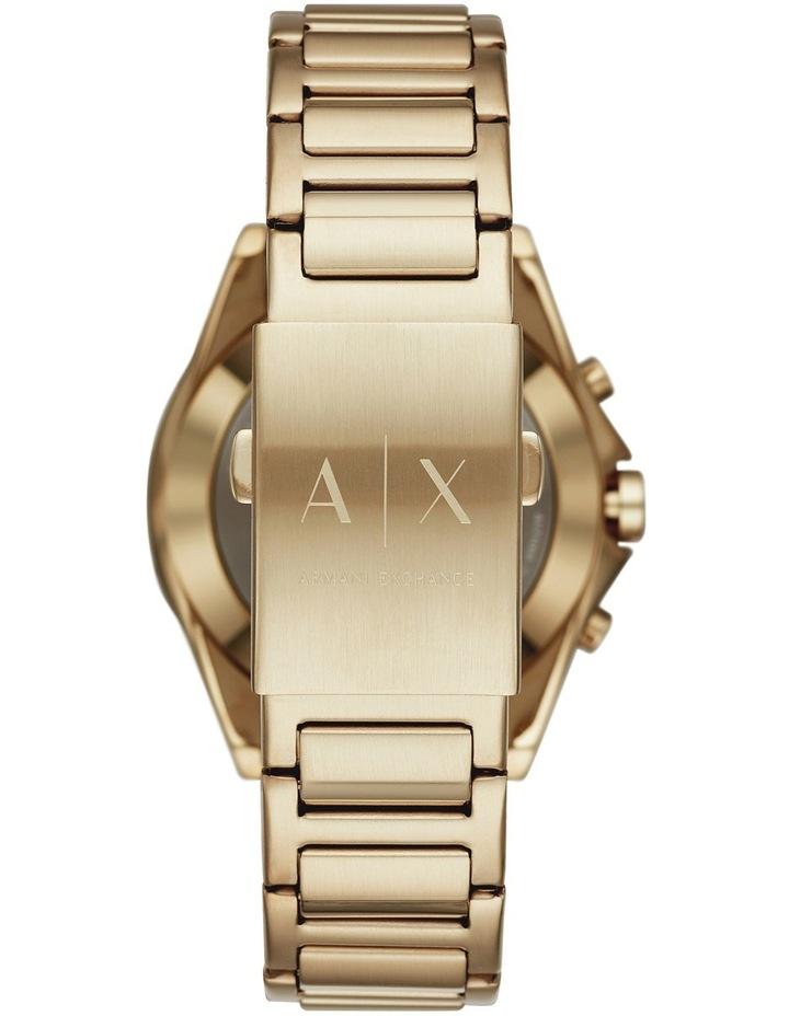886b1dff Armani Exchange AXT1008 Drexler Gold Hybrid Smartwatch