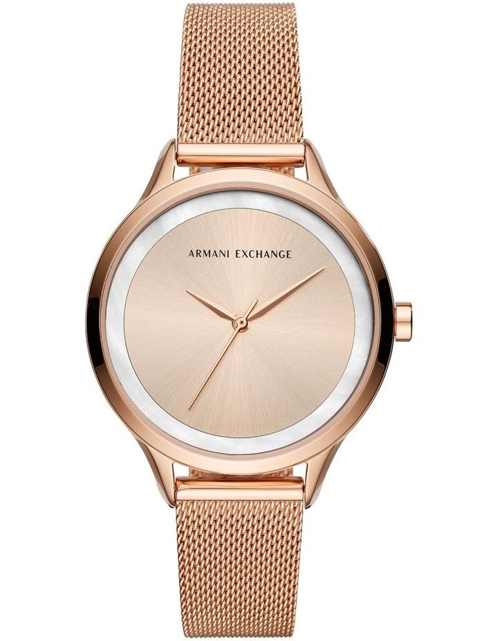 Harper Rose Gold Watch AX5602 image 1