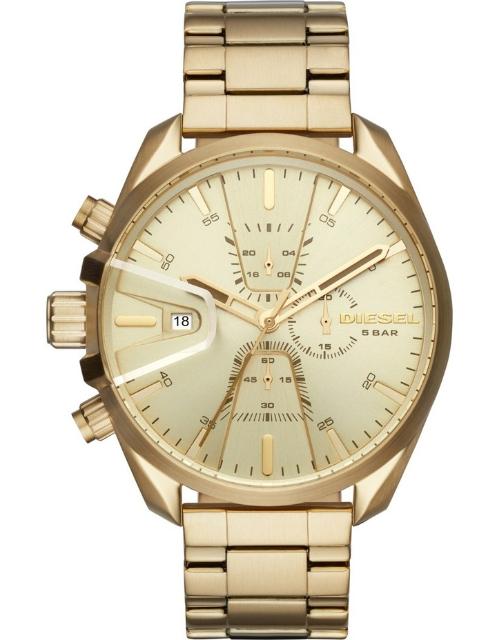 Chrono Gold Watch DZ4475 Ms9 image 1