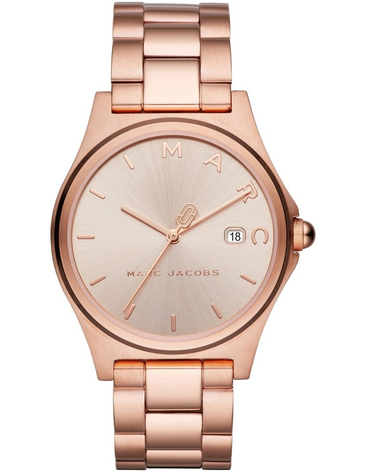 Henry Rose Gold Watch MJ3585 image 1