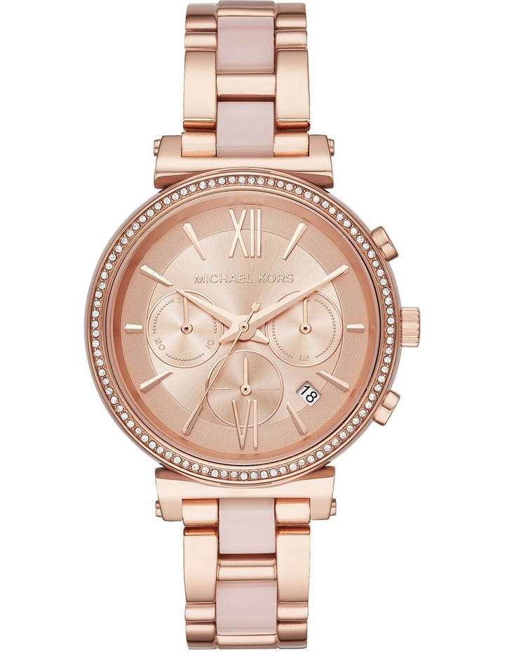 Sofie Rose Gold Watch MK6560 image 1