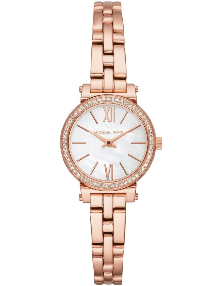 Sofie Rose Gold Watch MK3834 image 1