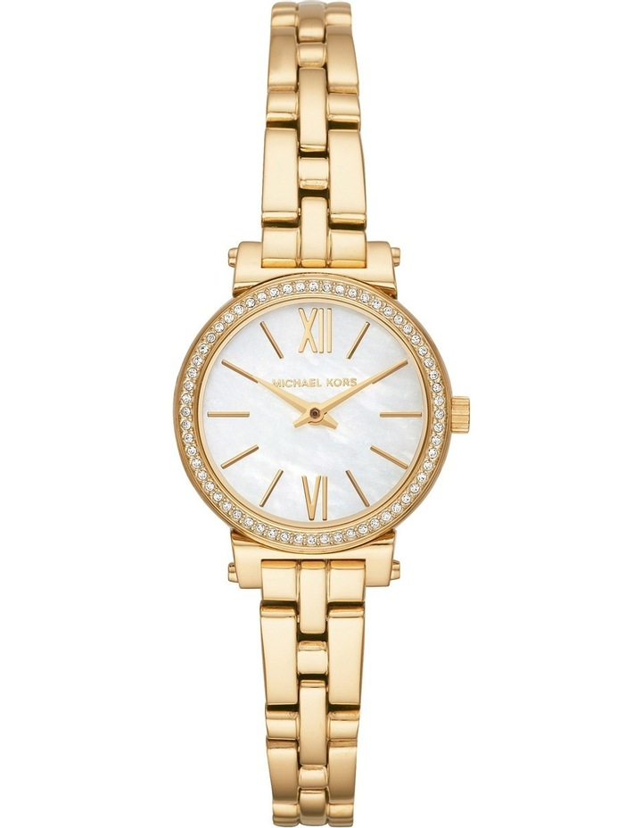 Sofie Gold Watch MK3833 image 1