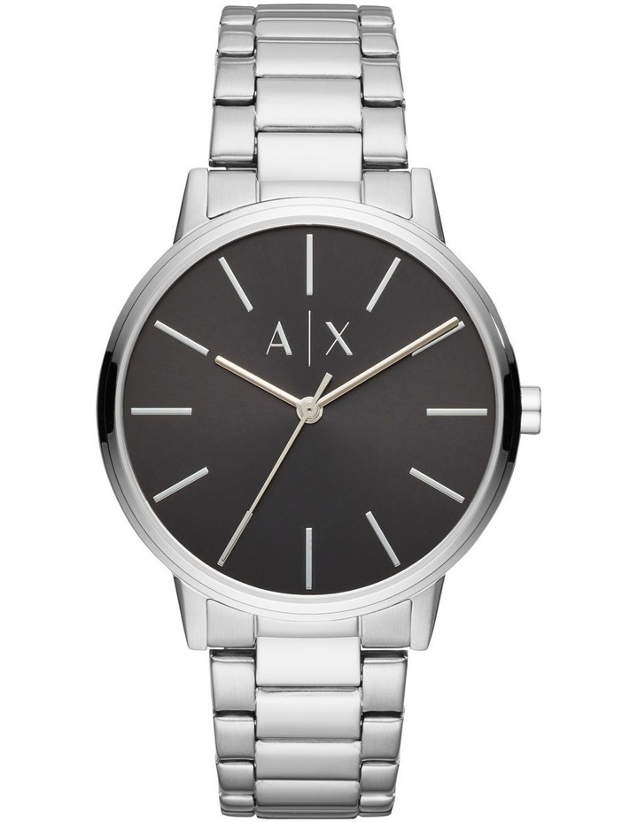 AX2700 Silver Watch image 1