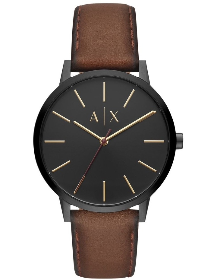 AX2706 Brown Watch image 1