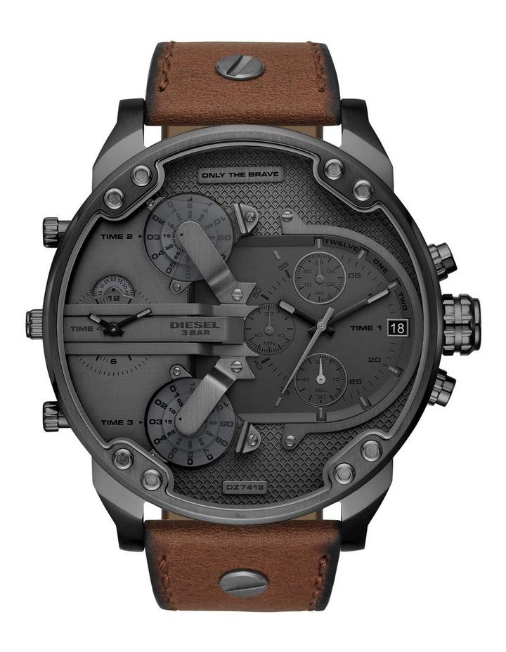 DZ7413 Mr Daddy 2.0 Brown Watch image 1