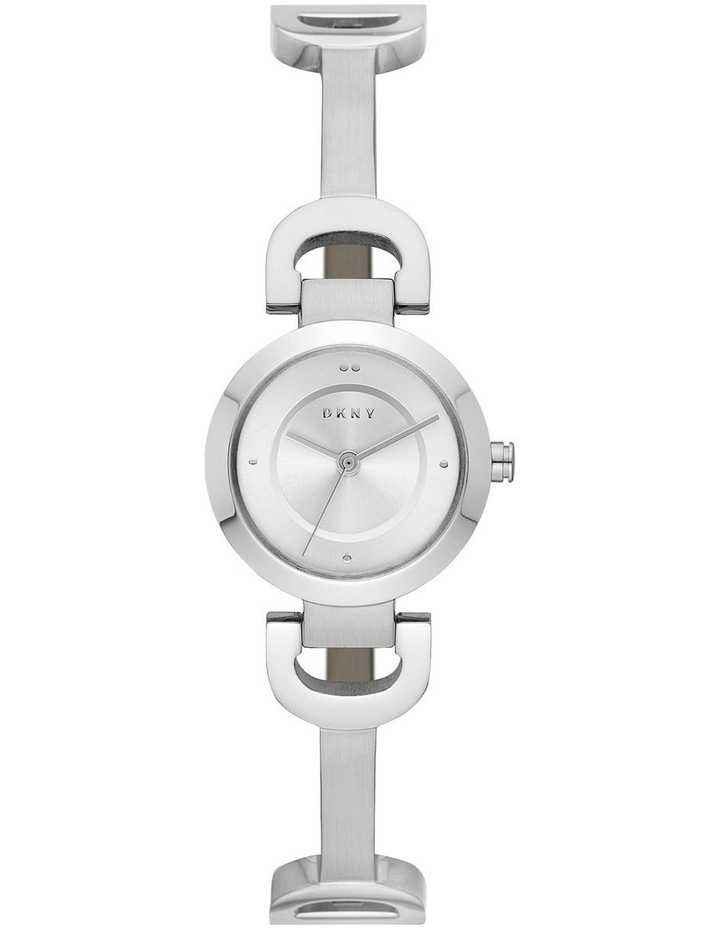 NY2748 City Link Silver Watch image 1
