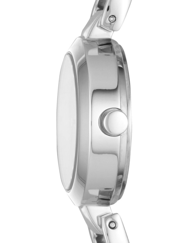 NY2751 City Link Silver Watch image 2