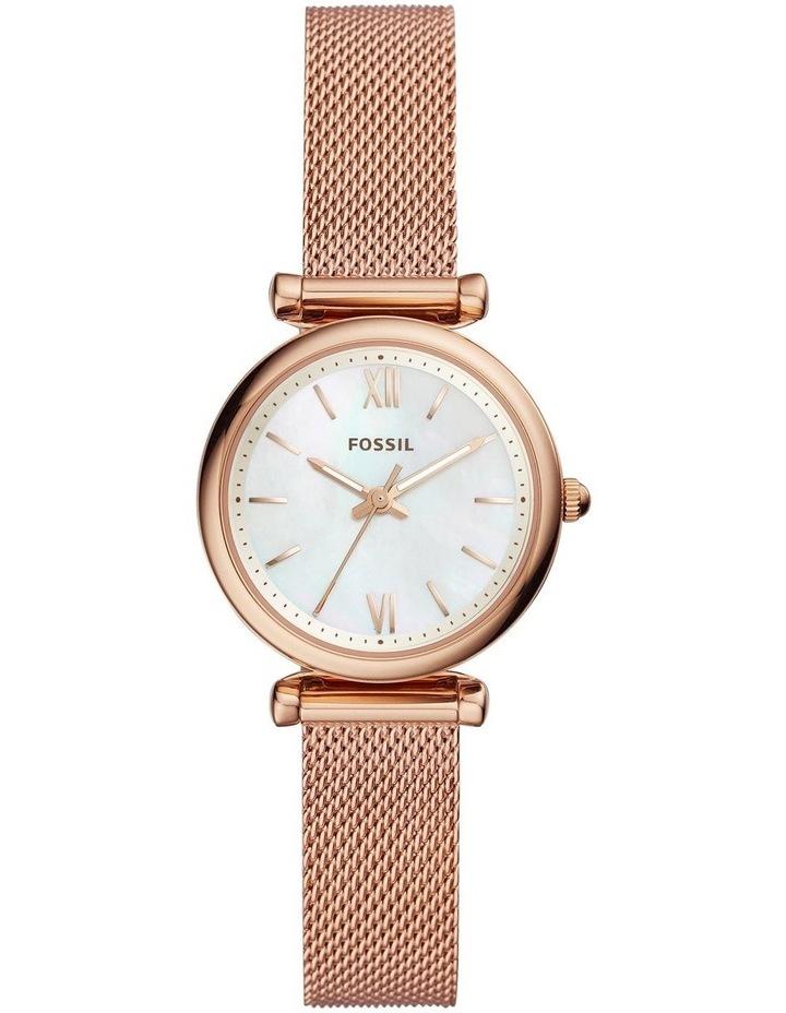 ES4433 Carlie Rose Gold Watch image 1