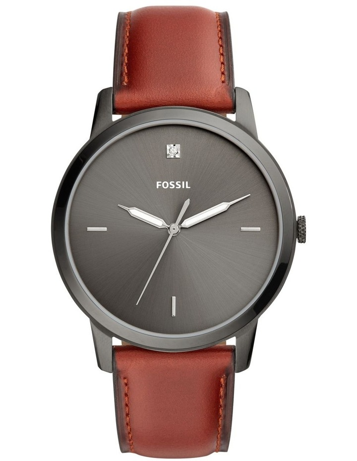 The Minimalist Brown Watch image 1