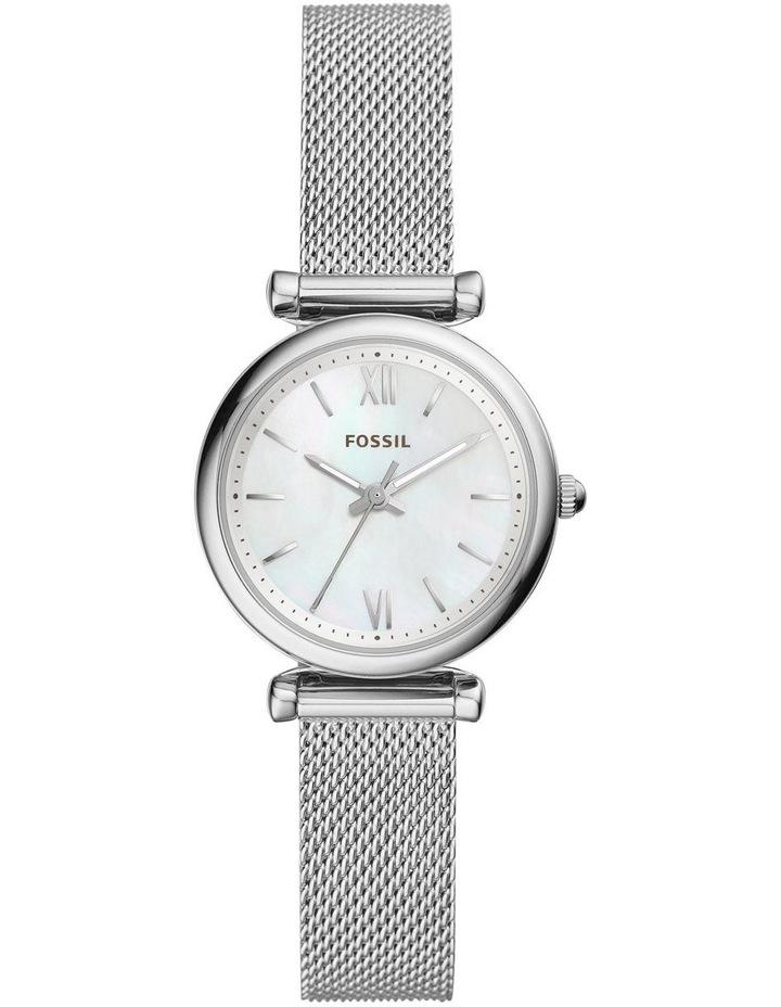 ES4432 Carlie Silver Watch image 1