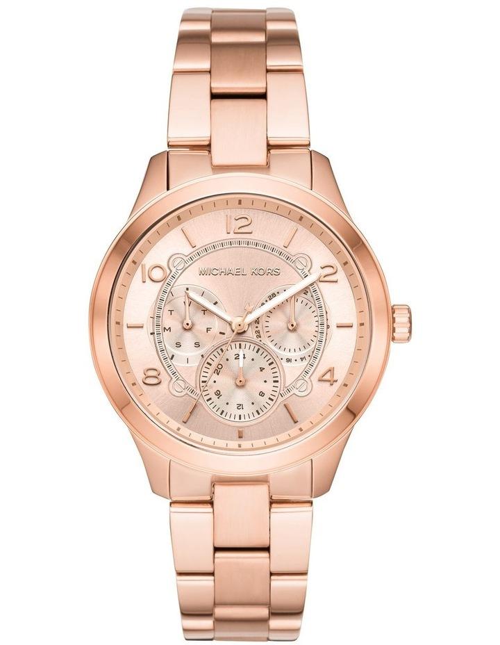 MK6589 Runway Rose Gold Watch image 1