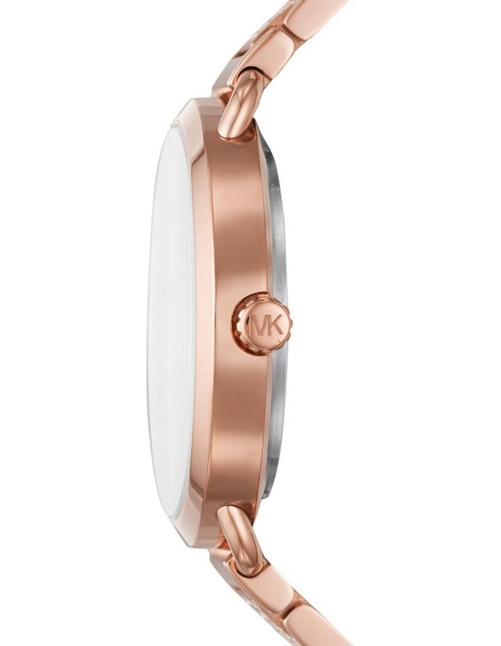 MK3853 Portia Rose Gold Watch image 2