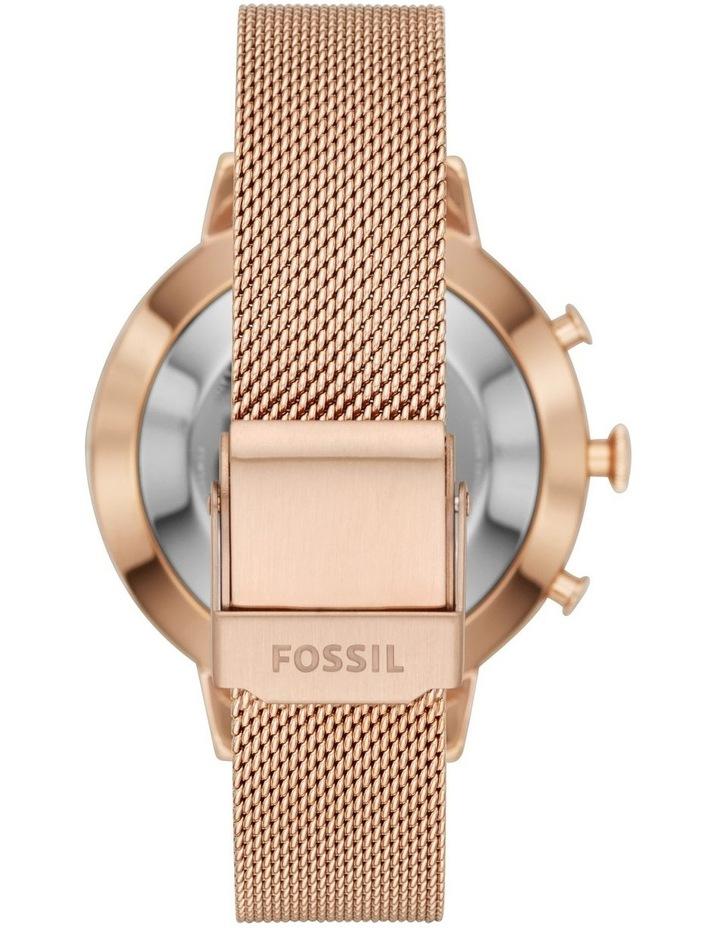 FTW5018 Q Jacqueline Rose Gold Smartwatch image 3