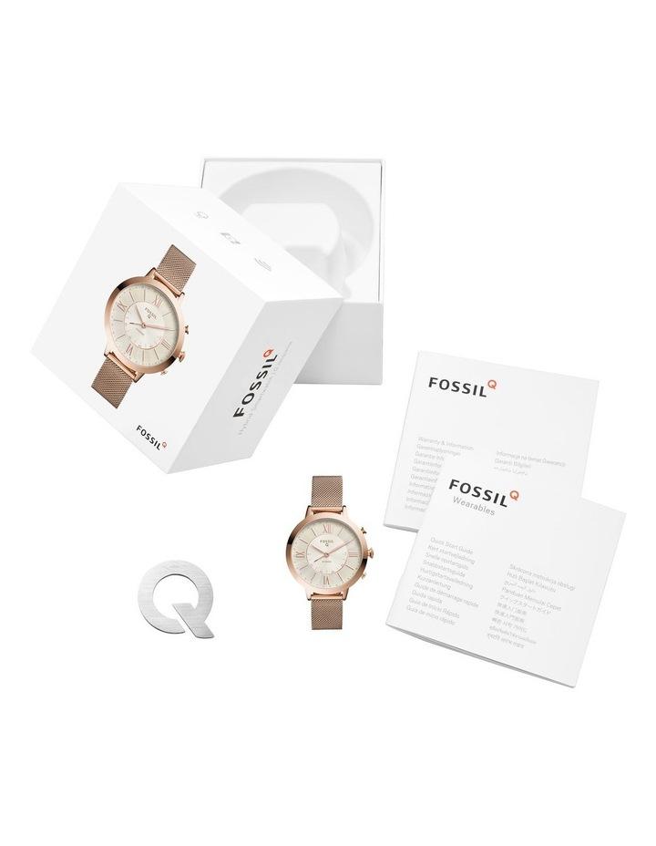 FTW5018 Q Jacqueline Rose Gold Smartwatch image 4