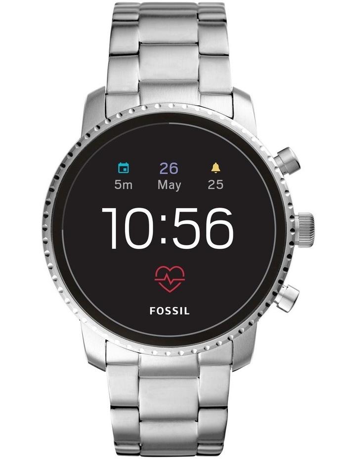 FTW4011 Q Explorist Silver Smartwatch image 1