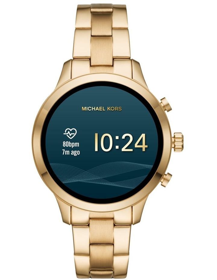 MKT5045 Runway Gold Smartwatch image 2