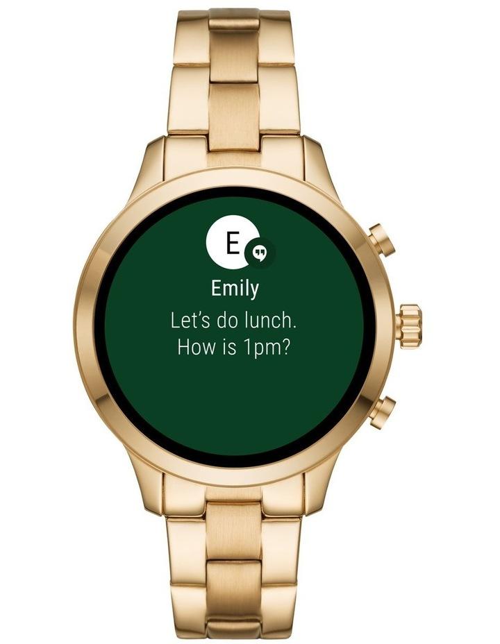 MKT5045 Runway Gold Smartwatch image 3