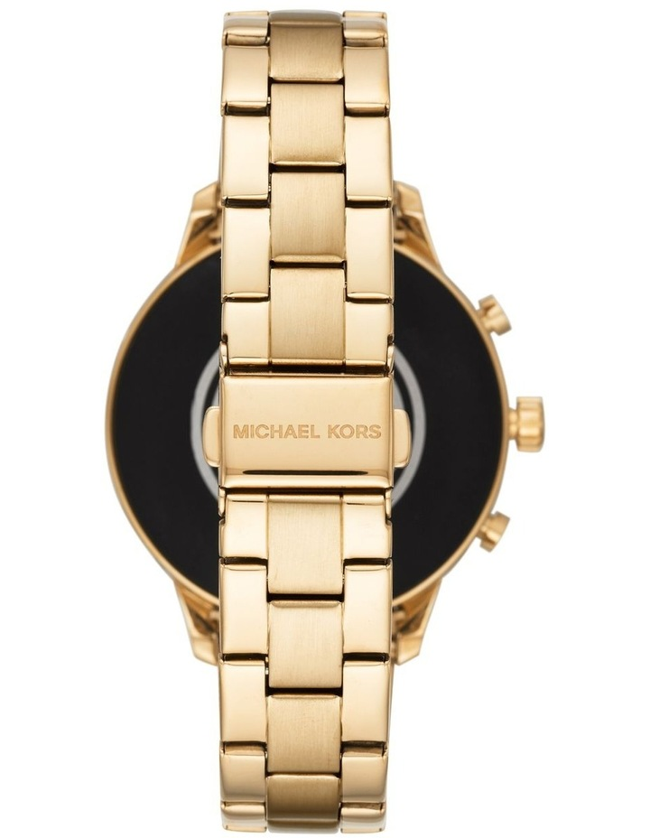 MKT5045 Runway Gold Smartwatch image 5