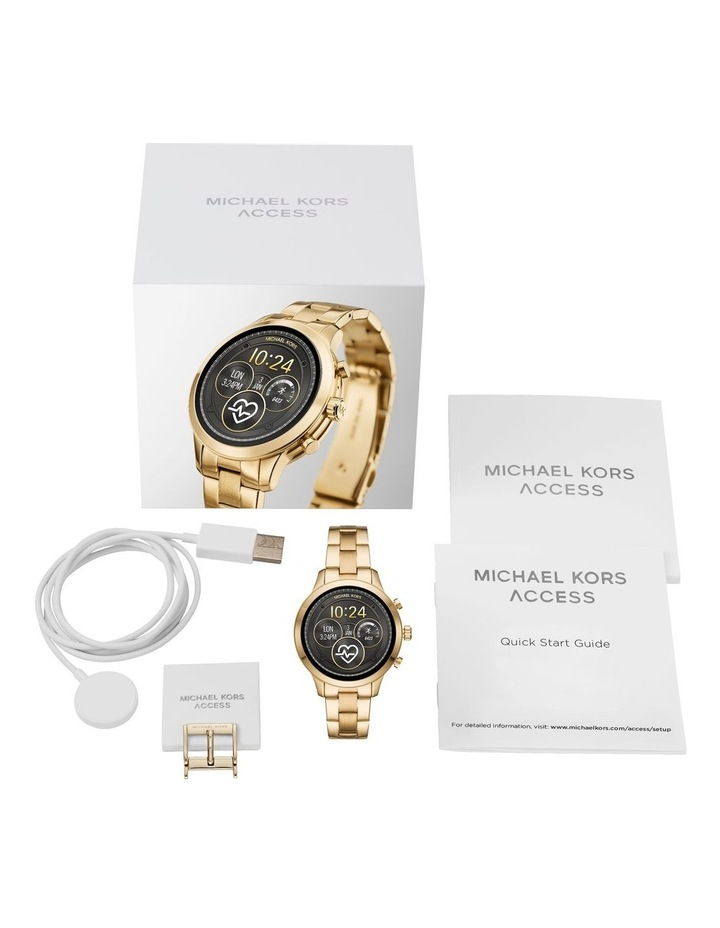 MKT5045 Runway Gold Smartwatch image 6