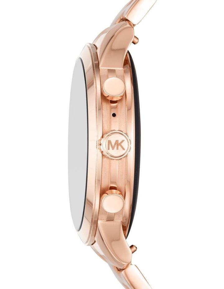 MKT5046 Runway Rose Gold Smartwatch image 4