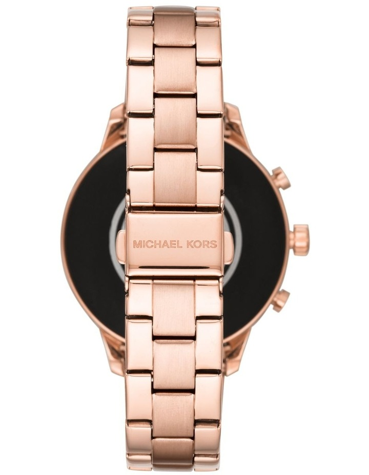 MKT5046 Runway Rose Gold Smartwatch image 5