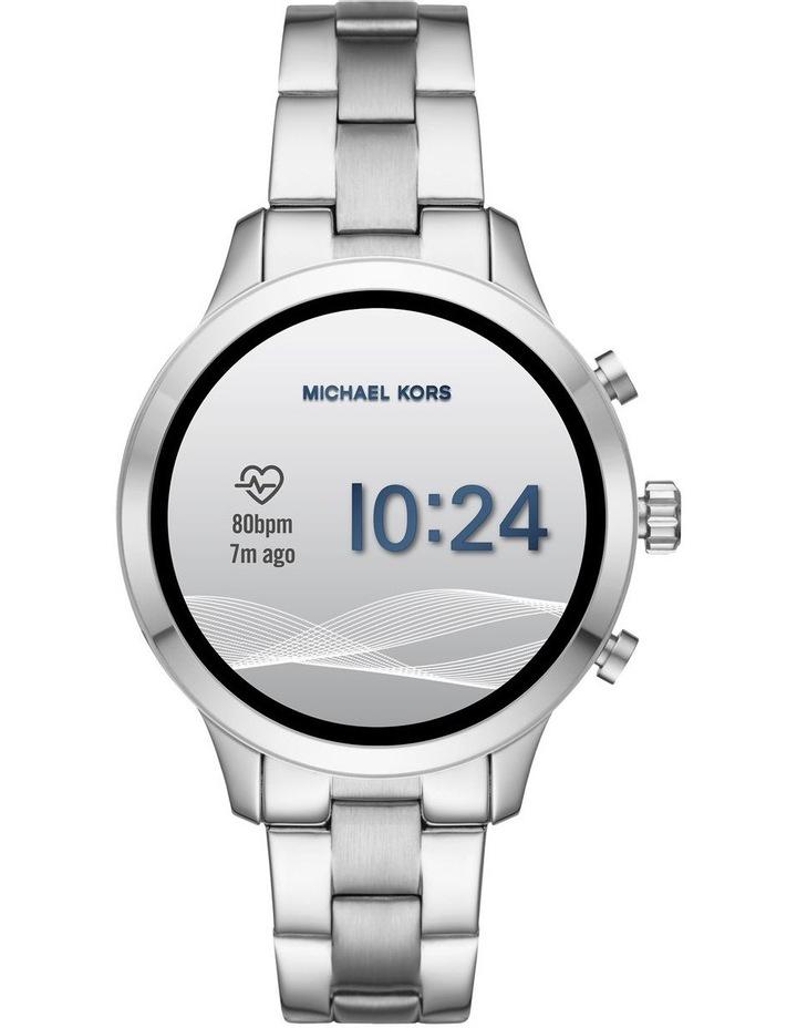 MKT5044 Runway Silver Smartwatch image 2