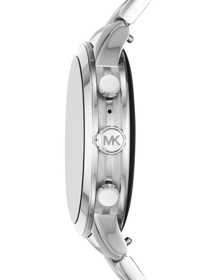 MKT5044 Runway Silver Smartwatch image 4