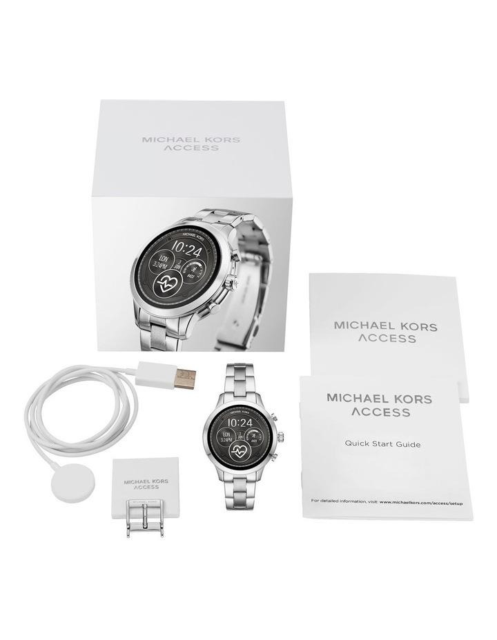 MKT5044 Runway Silver Smartwatch image 6
