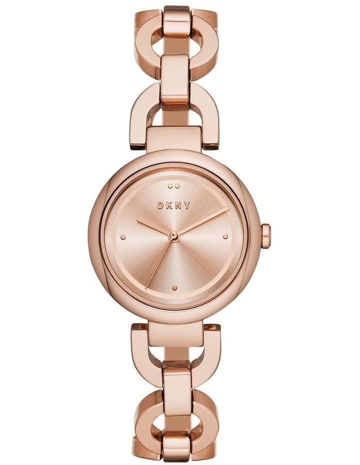 48e6f5b0b58cd DKNY Eastside Women Rose Gold Stainless Steel Watch NY2769 image 1
