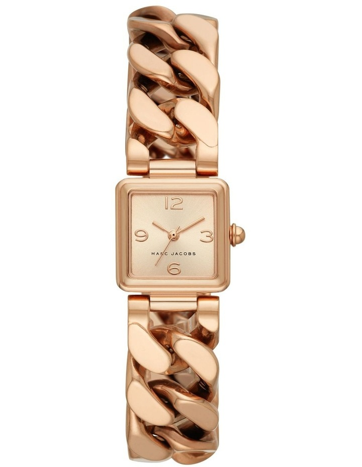 Marc Jacobs Vic Women Rose Gold Stainless Steel Watch MJ3603 image 1