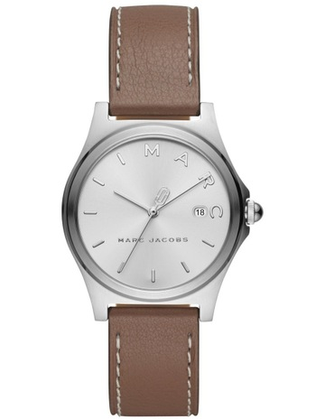 e2f10f036 Marc JacobsMarc Jacobs Henry Women Grey Leather Watch MJ1642. Marc Jacobs  Marc Jacobs Henry Women Grey Leather Watch MJ1642