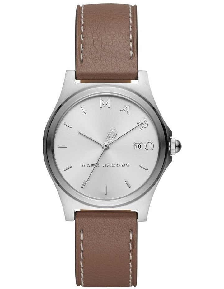 Henry Women Grey Leather Watch MJ1642 image 1