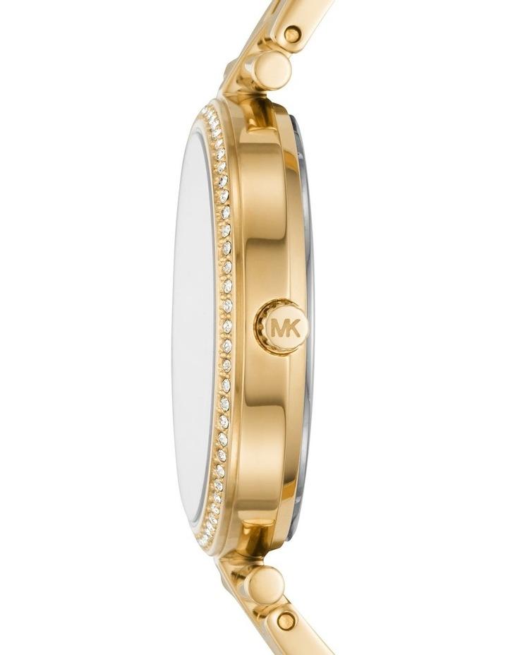Maci Women Gold Stainless Steel Watch MK3903 image 2