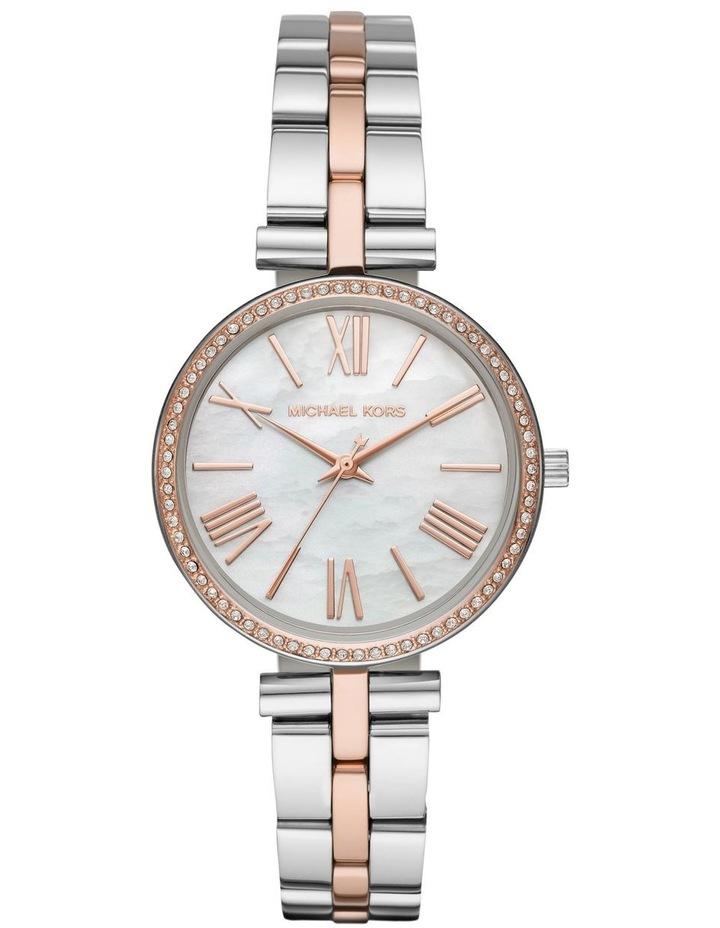 Maci Women Multi-Tone Stainless Steel Watch MK3969 image 1
