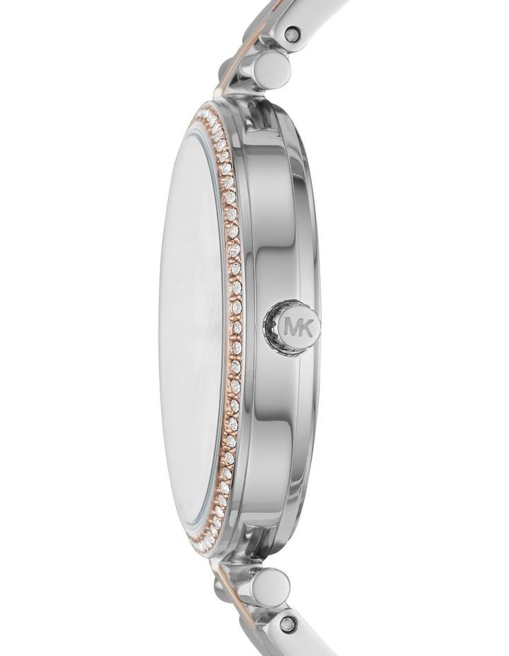 Maci Women Multi-Tone Stainless Steel Watch MK3969 image 2