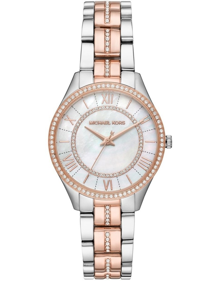 Lauryn Women Multi-Tone Stainless Steel Watch MK3979 image 1