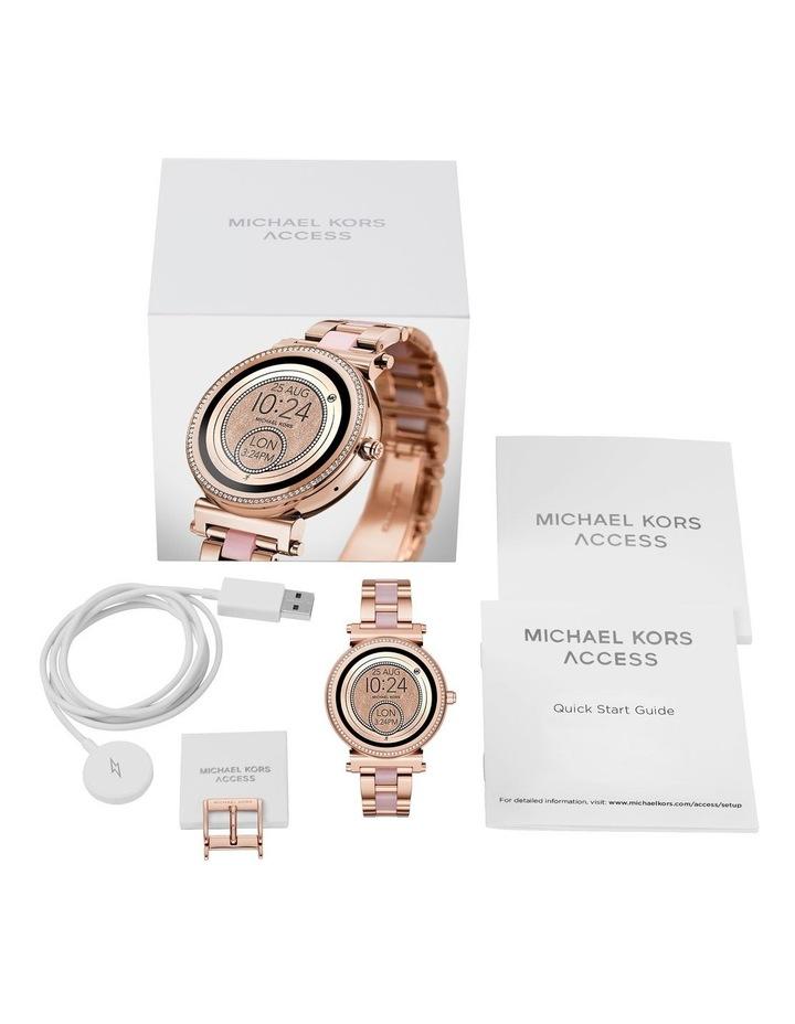 Michael Kors Michael Kors Sofie Women Rose Gold Stainless Steel