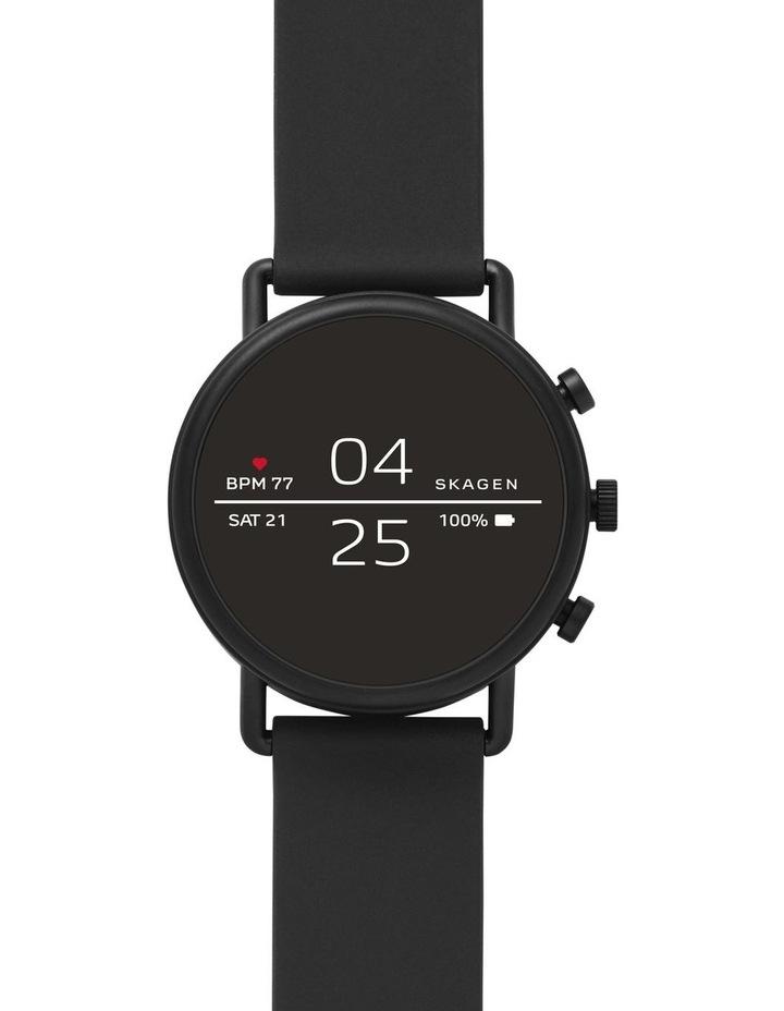Falster Men Black Silicone Smartwatch SKT5100 image 1