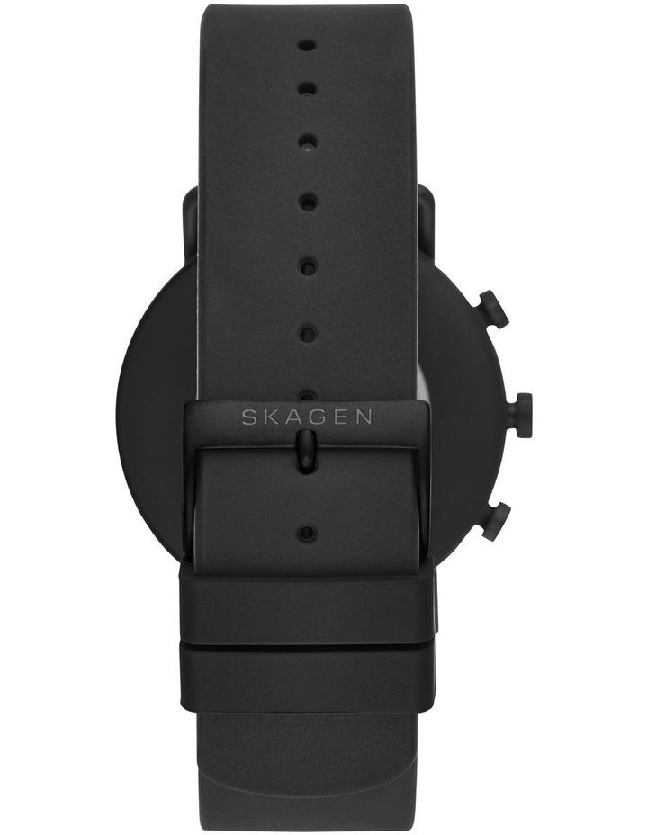 Falster Men Black Silicone Smartwatch SKT5100 image 3