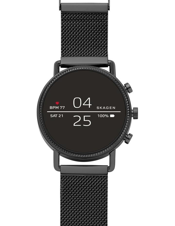 Falster Women Black Stainless Steel Smartwatch SKT5109 image 1