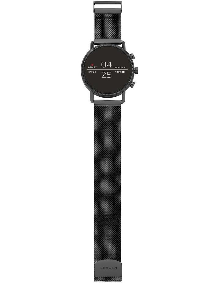 Falster Women Black Stainless Steel Smartwatch SKT5109 image 2